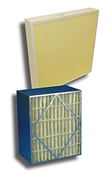 Air Flow Technology Powder Booth Final Filters