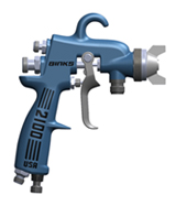 Binks Conventional Model 2100 Spray Gun
