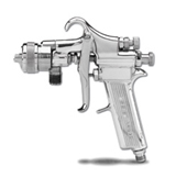DeVilbiss MBC-510 Manual Air Spray Gun with Removable Head