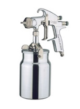 DeVilbiss Compact Siphon Feed Spray Gun