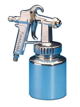 DeVilbiss FLG-MGQ-700-FL Pressure Feed Spray Gun