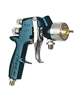 DeVilbiss HVLP FinishLine FLG4 Pressure Feed Spray Gun
