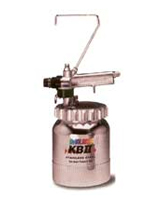 DeVilbiss KB-545-SS Stainless Steel Pressure Feed Cup