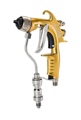 Manual Spray gun AIRMIX® Xcite™ 120 & 200 with Fluid Swivel Fitting