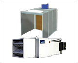 Supplier & Distributor of Spray Booths & Air Make-Up Units