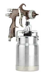 Binks Conventional Air Spray Siphon Gun