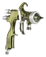 Binks Trophy LVLP Gravity Spray Gun