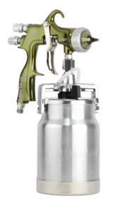 Binks Trophy LVLP Siphon Spray Gun